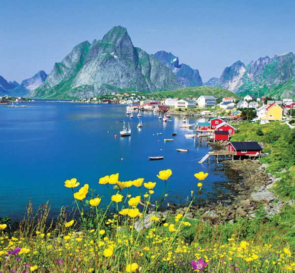Trips to the Distant and Exotic Corners of the World