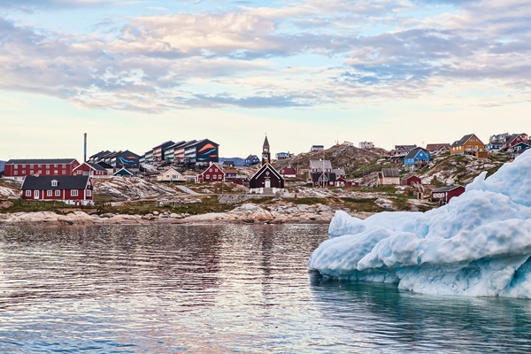 Big Chill Adventures: Inaugural Photography & Hiking Tour of West Greenland