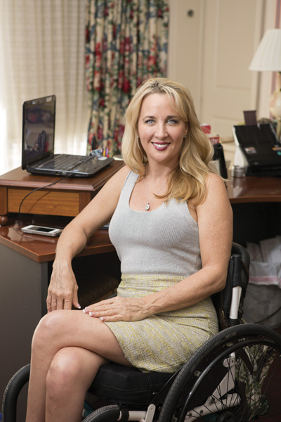 Deborah Davis Started Photoability To Change The Way Media Portray People With Disabilities