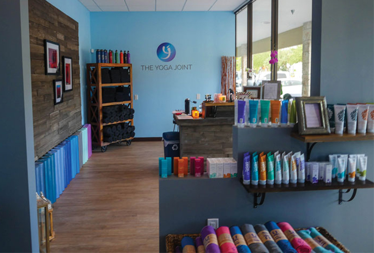 The Yoga Joint Opened Its First Studio Beyond Fort Lauderdale. Next, They Plan To Take The Concept Nationwide.