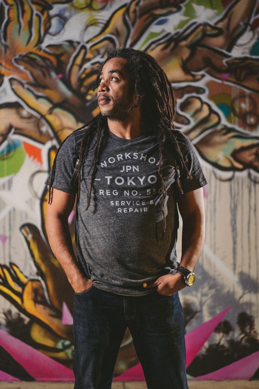 Weston-Based Artist Ruben Ubiera Has Taken Graffiti Art To A Whole Other Level