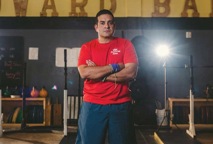 Smoothie King Franchisee Transforms His Diet To Practice The Healthy Lifestyle He Preaches