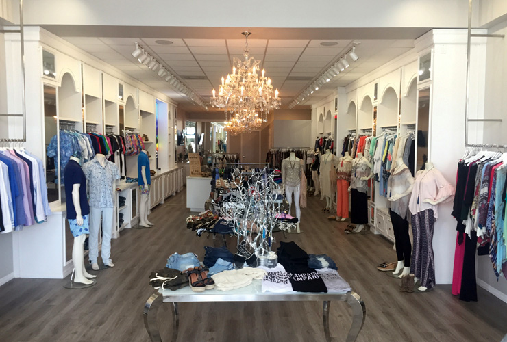 At Bolufe Boutique In Boca, The Shopping Experience Couldn't Get Any More Personal