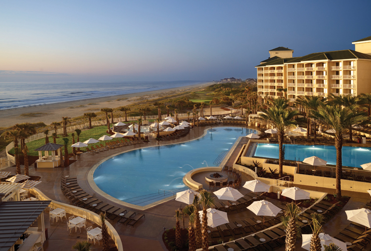 At Amelia Island, You Don't Have To Travel Far To Escape