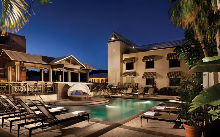 Why La Concha Hotel & Spa In Key West Is Perfect For Visitors Looking For Spooks And Relaxation