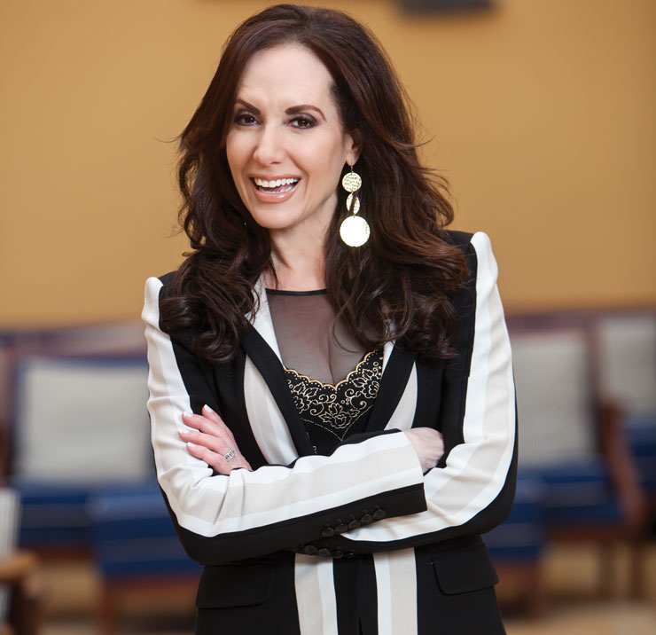 Why Local Singer Deborah Silver Is Using Her Voice To Raise Money For ALS