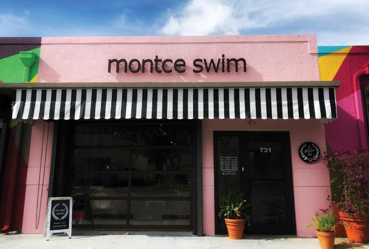 Alexandra Grief Brings Luxury Swimwear Line Montce Swim To Flagler Village