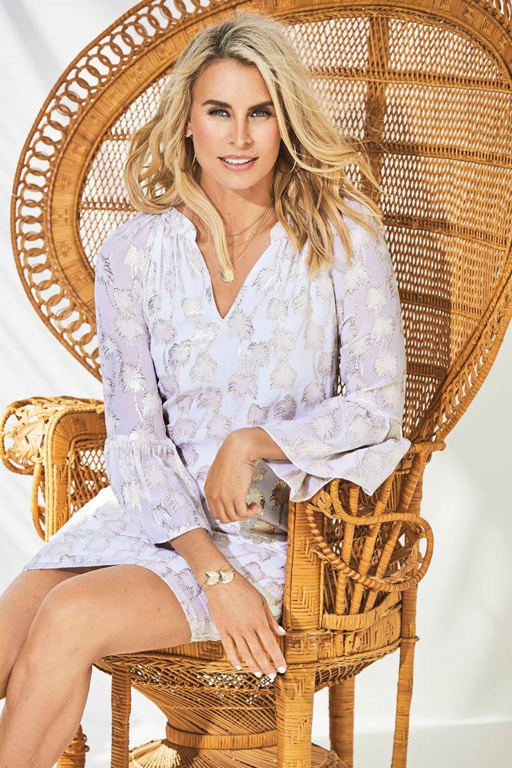 Super Model Niki Taylor On Her Career, Partnering With Lilly Pulitzer And More