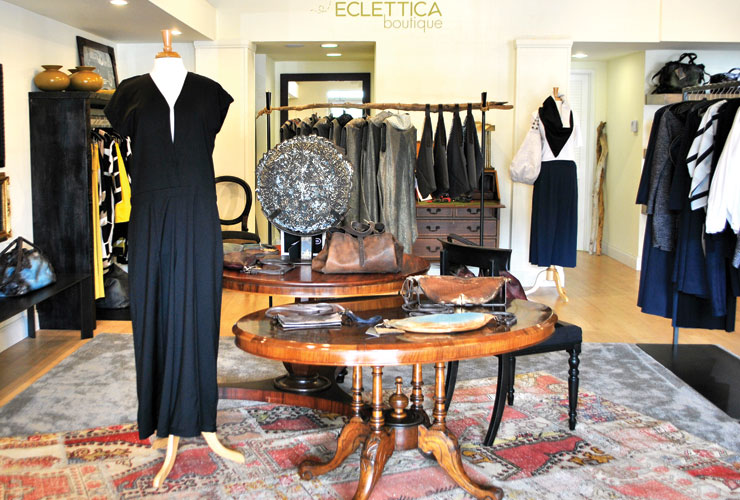 Italian Designs And One-Of-A-Kind Finds Offered At Eclettica Boutique