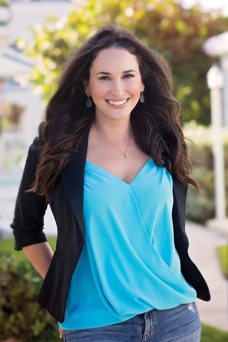 Delray Beach's Laura Saltman Talks 'Access Hollywood' Career, Writing As Healing And More