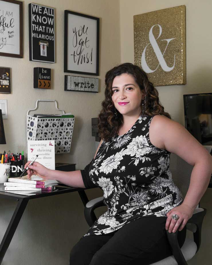 South Florida Local Ilana Jacqueline Publishes Self-Help Book About Dealing With Chronic Illness