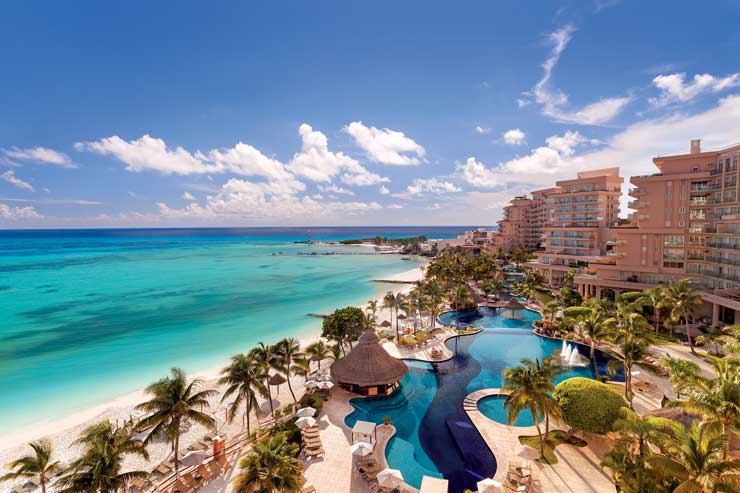 Cancún's Grand Fiesta Americana Coral Beach Offers Oean Views, Mexican Cuisine And Luxe Amenities