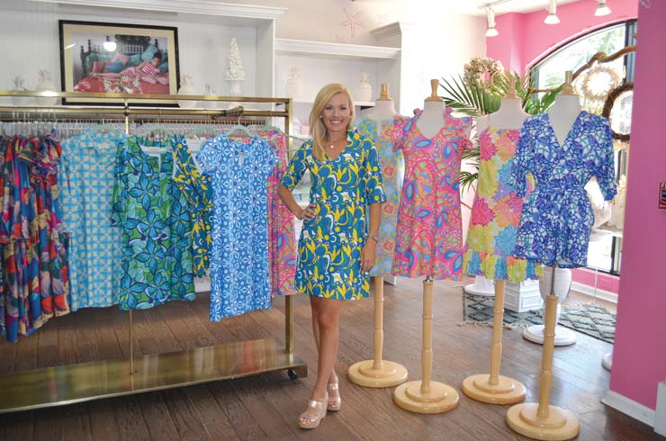 The Chelsea Gunn Collection Offers Bright Resortwear