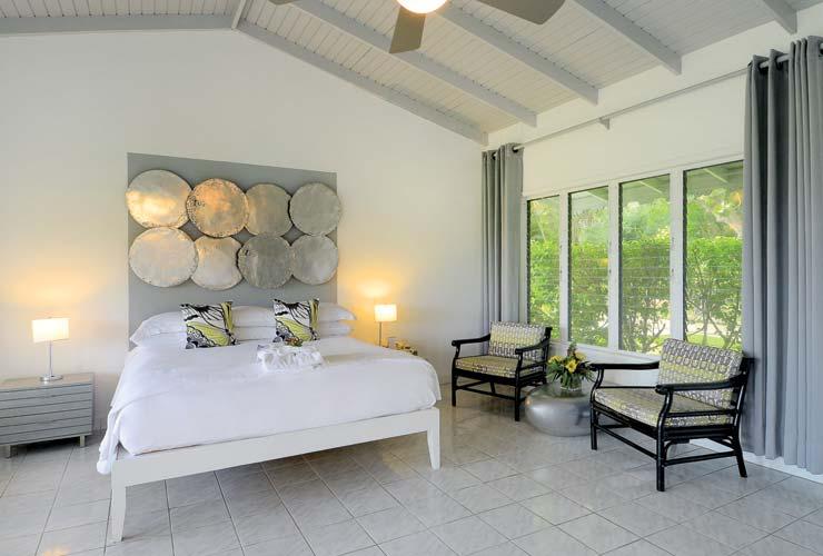 Plantation Room accommodations
