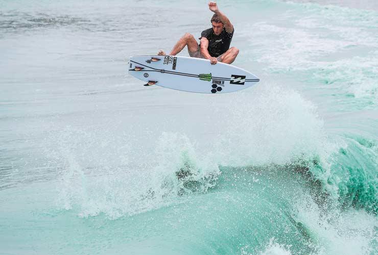 ACTIVITY Surfing
