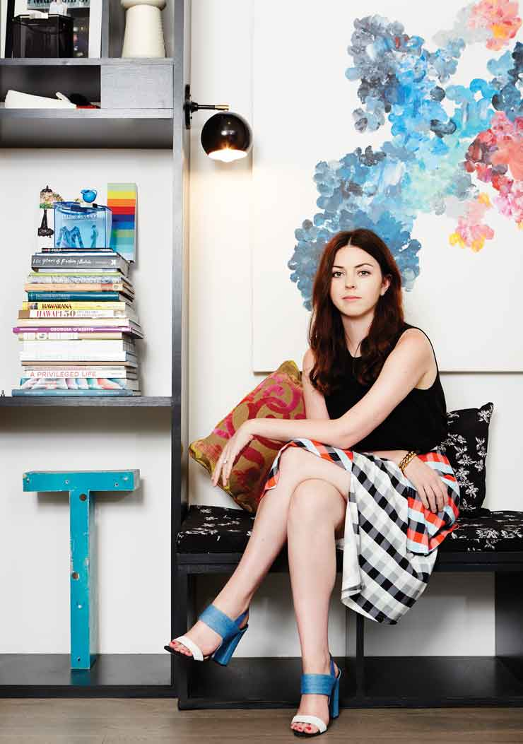Tanya Taylor Brings Color And Modern Style To Her Clothing Company