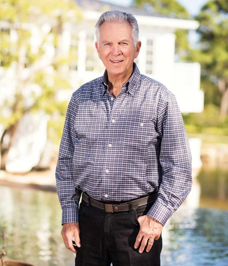 Meet Gary Peters, Board President Of Boca Helping Hands