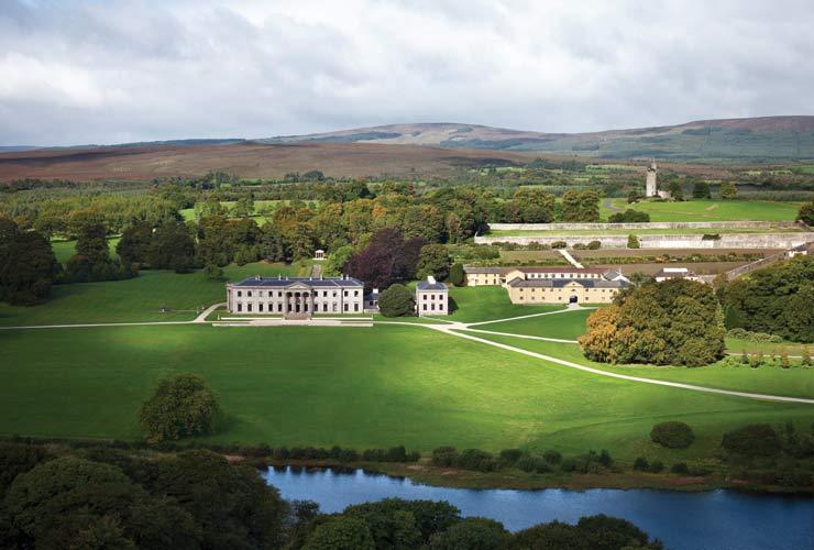 Experience Centuries of History At Ireland's Ballyfin Demesne