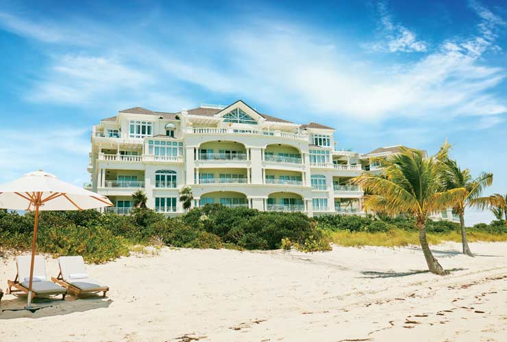Experience First-Class Treatment At The Shore Club In Turks And Caicos